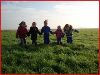 Agrarisch kinderdagverblijf starten